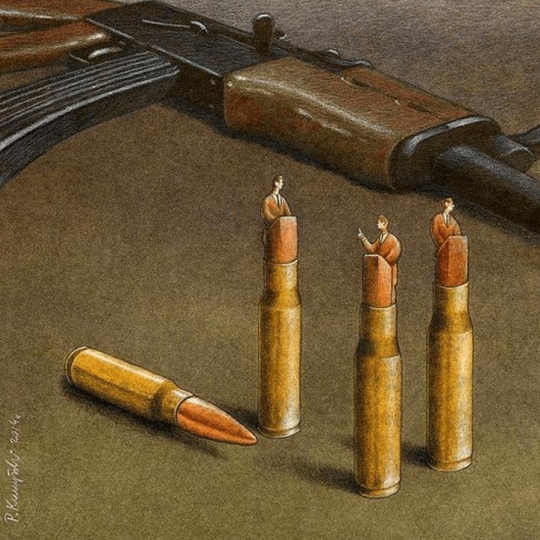 Bullets Kuczynski