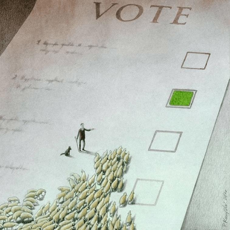 Stimmrecht
