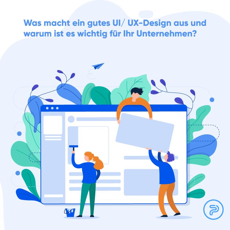 42991Was macht ein gutes UI/ UX-Design aus und warum ist es für Ihr Unternehmen wichtig?