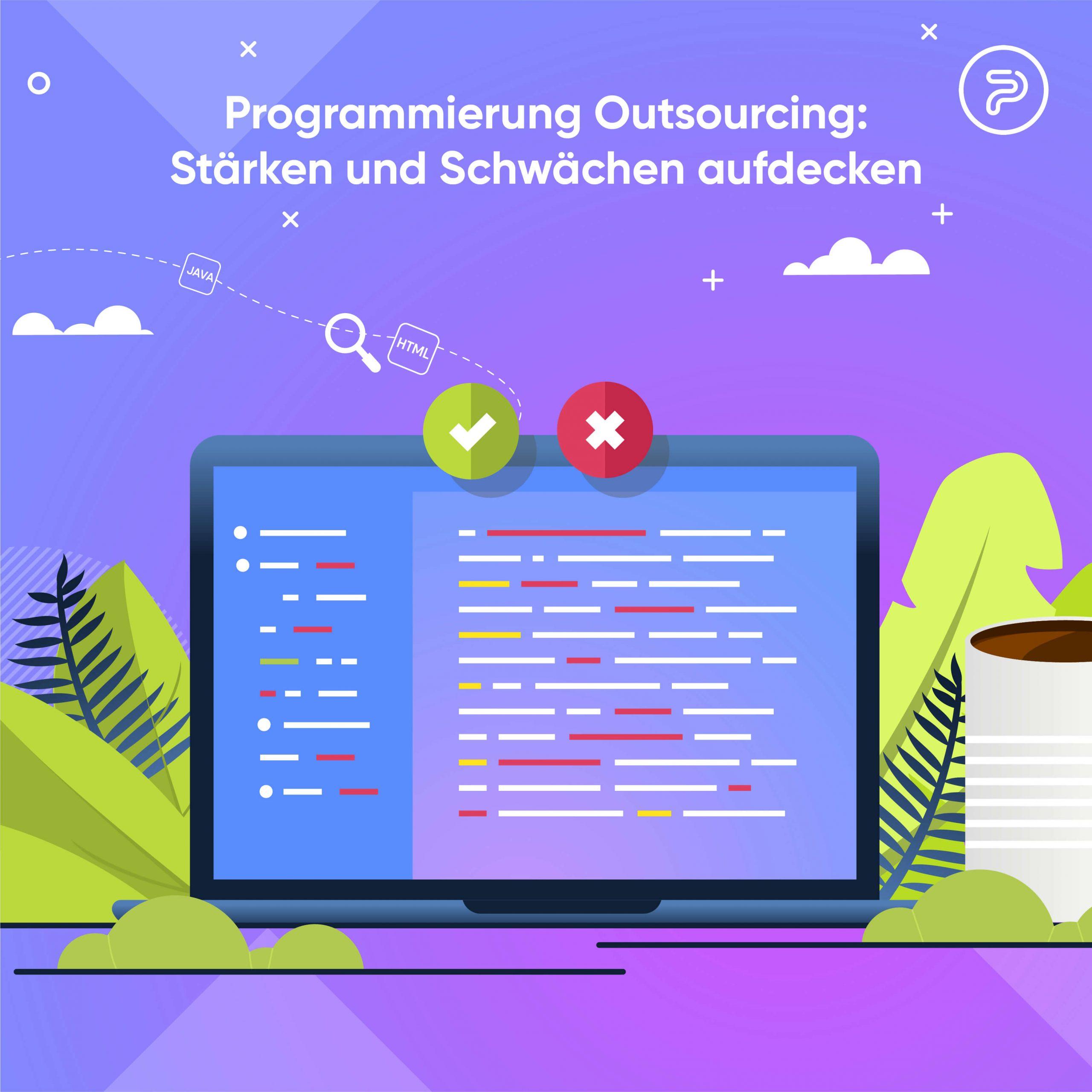 43369Programmierung Outsourcing: Stärken und Schwächen aufdecken