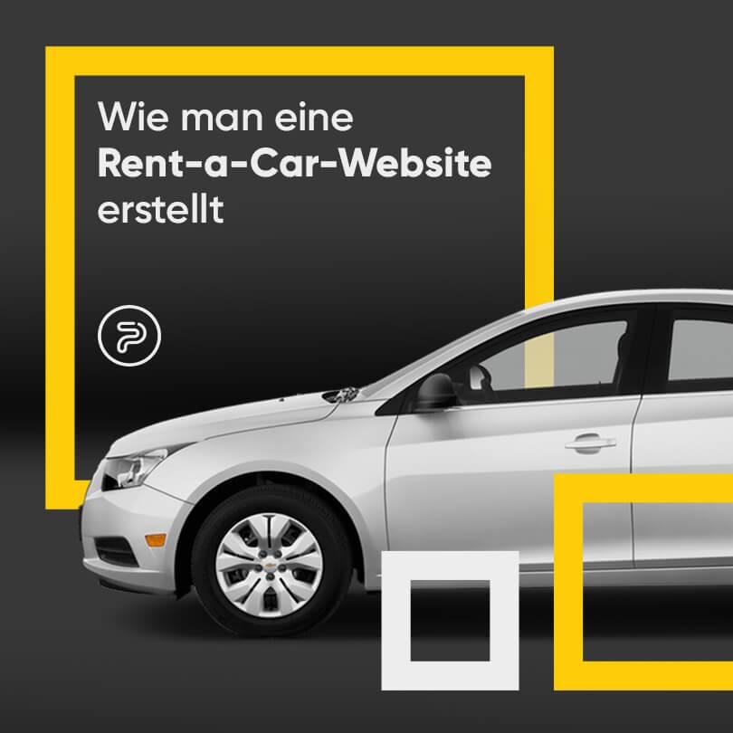 Wie man eine Rent-a-Car-Website erstellt